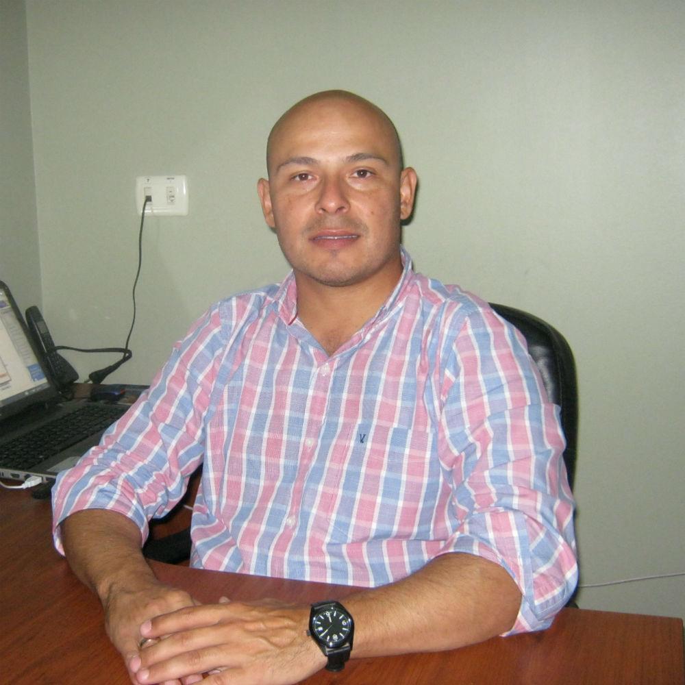 Ing. Pablo Vargas Vargas